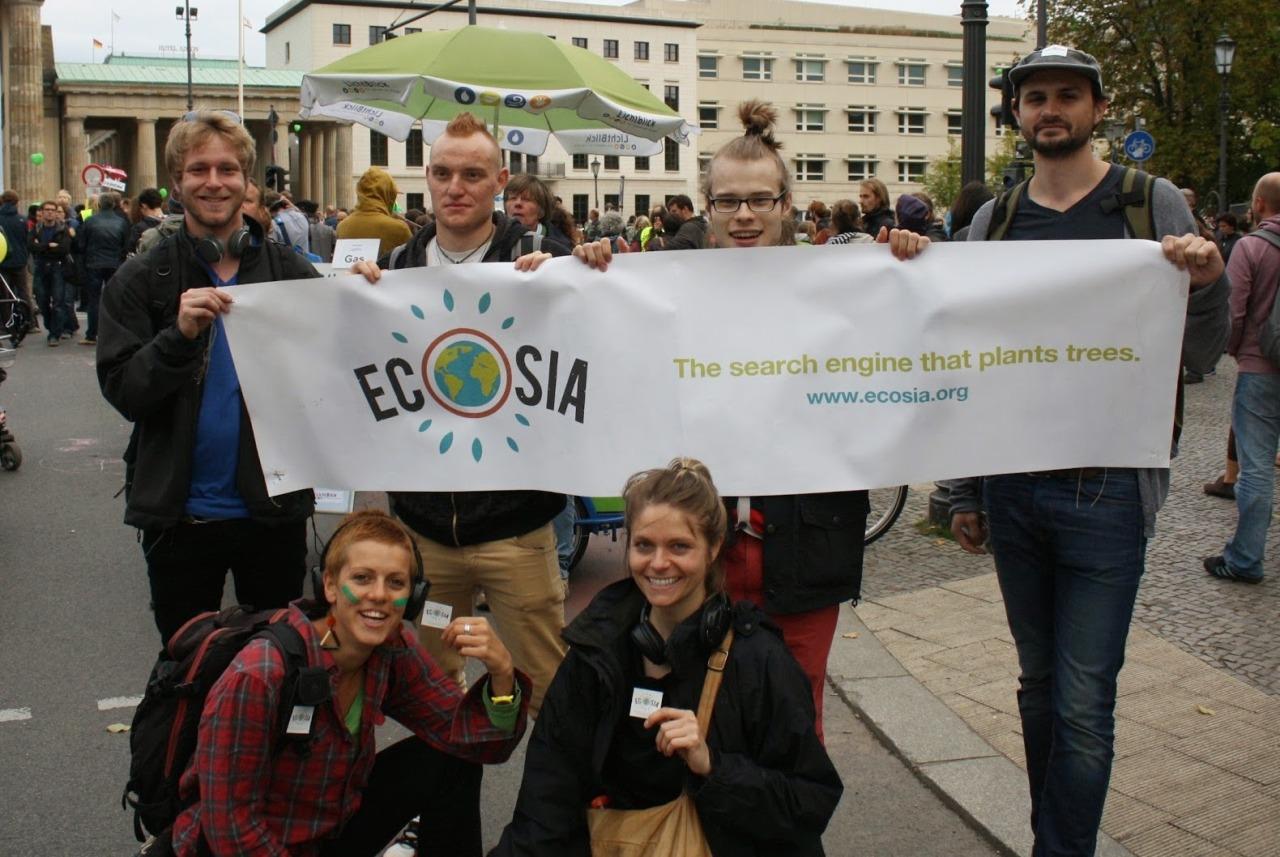 Ecosia-manif